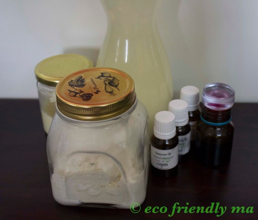 DIY all-natural nourishing whipped body butter