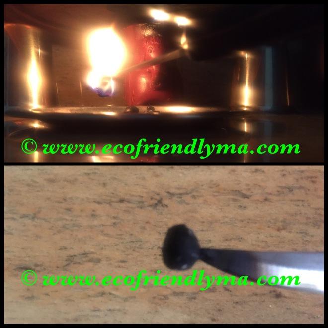 diy almond n castor oil kohl or kajal burning almond